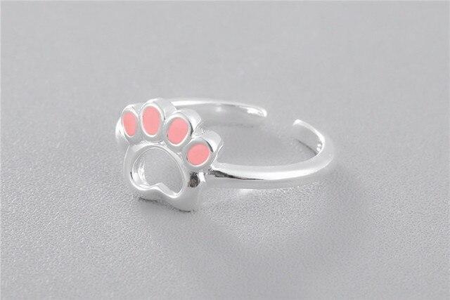 Dog Paw Ring 4