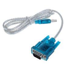 Db9 кабель передачи данных для компьютера db9 9 контактный разъем