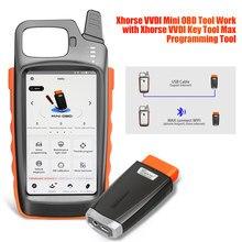 Original Xhorse VVDI Key Tool Max with VVDI MINI OBD Tool Remote Key Programmer Plus VVDI Mini OBD Tool Support Bluetooth