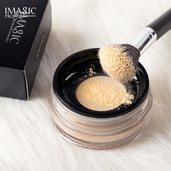IMAGIC new makeup powder waterproof oil control waterproof foundation invisible brightening skin cosmetic 1