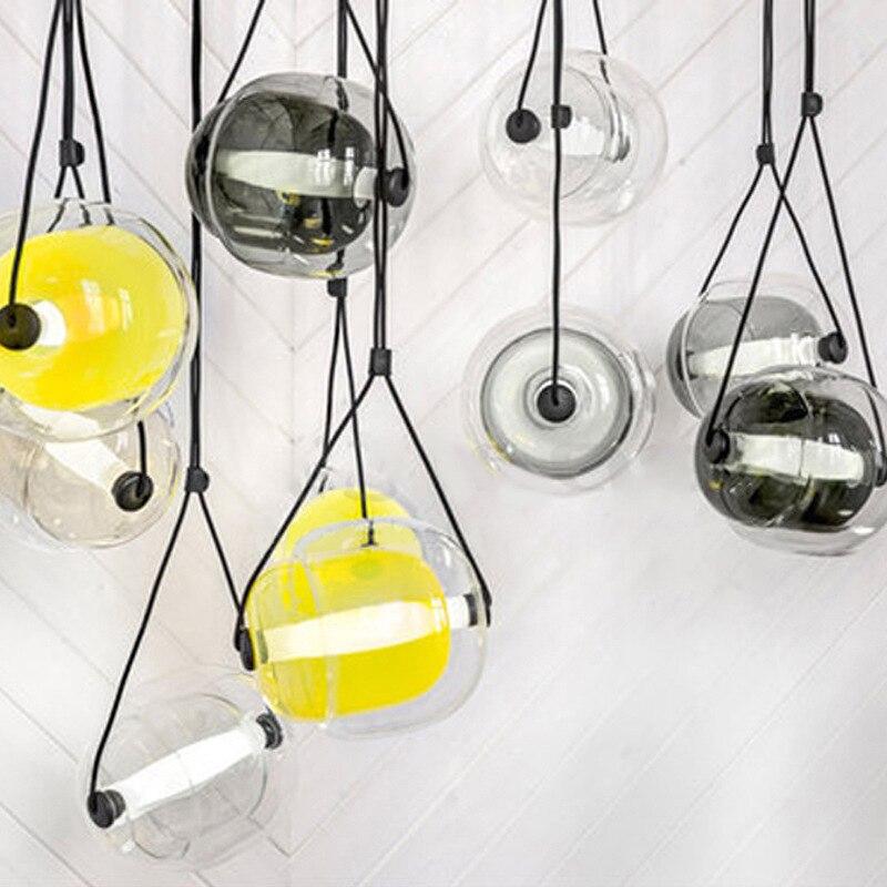 Modern Spider Industrial Pendant Lights For Diving Room/restaurants Kitchen Pendant Lamps E27 Fixtures Led Hanging Lamp Hanglamp