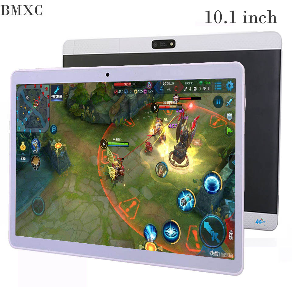 10.1 Inch Cheap Tablet 4G LTE Phone Call 1920*1200 Android Tablet With Gps Wifi Bluetooth For Game Drawing