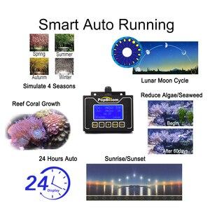 Image 3 - Iluminación Led para acuario marino, lámpara de luz Led para acuario, iluminación para crecimiento de arrecife de Coral, Turing30, 3 uds.