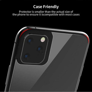 Image 3 - 9D Front+Rear Back+Lens Camera Film For iPhone 11 Pro Max 11 2019 Temper Glass Full Body Screen Film Protector for iPhone 11