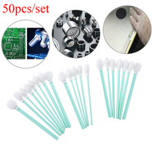 2019 Hot 50 Pcs/lot Cleaning Swabs Sponge Stick For Epson/Roland/Mimaki/Mutoh Eco solvent printer Cleaning Swab Wholesale sponge stick swabs roland versacamm mimaki printers print head foramt solvent cleaning swabs clean sponge dx4 dx5 50 pcs