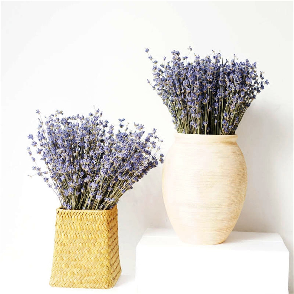 2020 200g Lavender Natural Dried Flowers Bouquet Wedding Party Decoraion Handmade Diy Flower No Vase From Navei 25 63 Dhgate Com