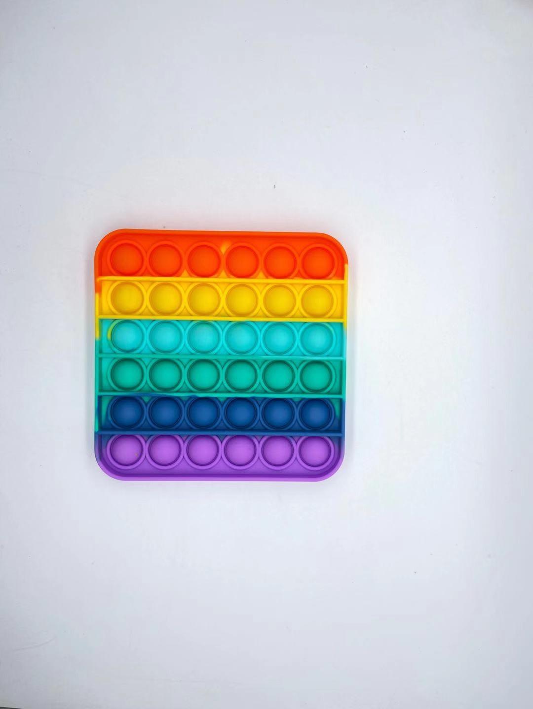 Fidget-Toys Autism Needs-Stress Push-Bubble Poppit Special Simple Dimple Reliever img5