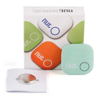 Nut 2 Mini Bluetooth Key Tag Finder Anti Lost Reminder Smart Tracker For iphone Samsung Smart Phone Bluetooth Wireless Tracker