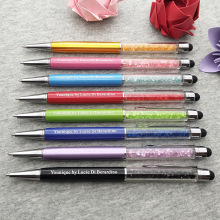 Touch-Pen Laser Gifts Your-Company-Logo Address Printed Customize Brand with NEW Engarved