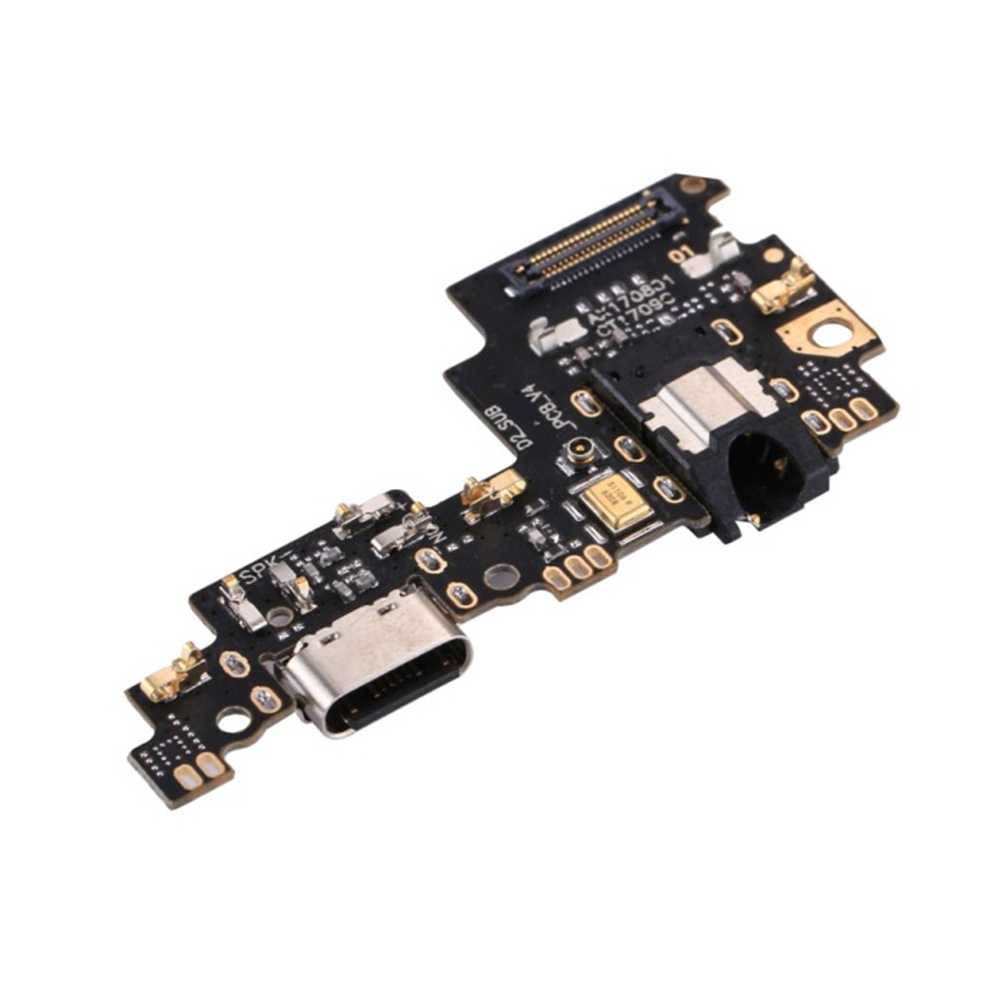 Connector Board Durable Mini USB Mobile Phone Parts Charging Port Dock Replacement Assembly Headphone Jack For Xiaomi Mi 5X