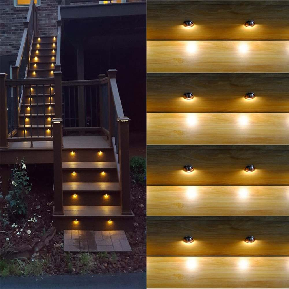 Led Step Stair Lighting Fixtures