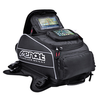 Motorcycle Tank Bag Backpack for Top Case Waterproof Luggage Leather Helmet Tail Saddle Multifunction Bags