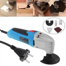 Electric Trimming 280W 220V Hand-held Multi-function Oscillating Machine Cutting Tool for Woodworking / Plishing / Trepanning