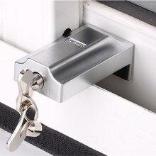 Window Security Key Lock Sliding Doors Windows Restrictor Child Safety Anti-theft Door Stopper Windows Children Safety Lock