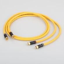 Посеребренный rca кабель a11 hifi audio d102mkiii