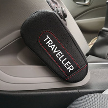 Car-Accessories Knee-Pad Peugeot Traveller Support Interior Thigh