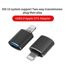 OTG Adapter for iPhone Xs 11 12 Pro Max Converters
