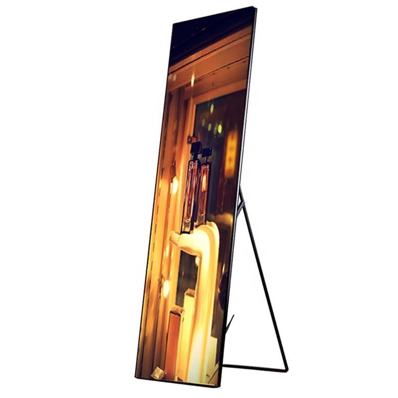 P2.5  Indoor Iposter Pantallas Led Digital Display Module Led Poster Display Screens