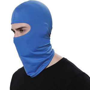 Image 2 - Balaclava Face Mask Motorcycle Tactical Face Shield Breathable Mascara Ski Mask Cagoule Visage Full Face Mask Gangster Mask