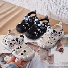 Kids Panda Sandals 2020 New Korean Summer Toddler Baby Shoes Children G