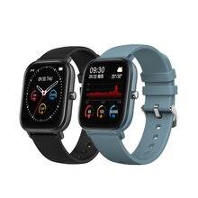 P8 полный сенсорный экран bluetooth умные часы для android ios
