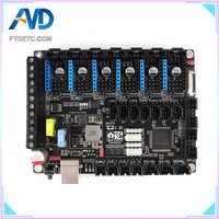 S6 V1.2 Board 32 Bit Control Board Support 6X TMC Drivers For Uart/SPI Flying Wire MX Connector VS F6 V1.3 SKR V1.3 Mainboard