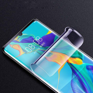 Image 5 - 3Pcs Hydrogel Protective Film For Huawei P30 P40 P20 lite Mate 10 20 Pro Screen Protector For Huawei P30 P20 P40 Pro lite Film