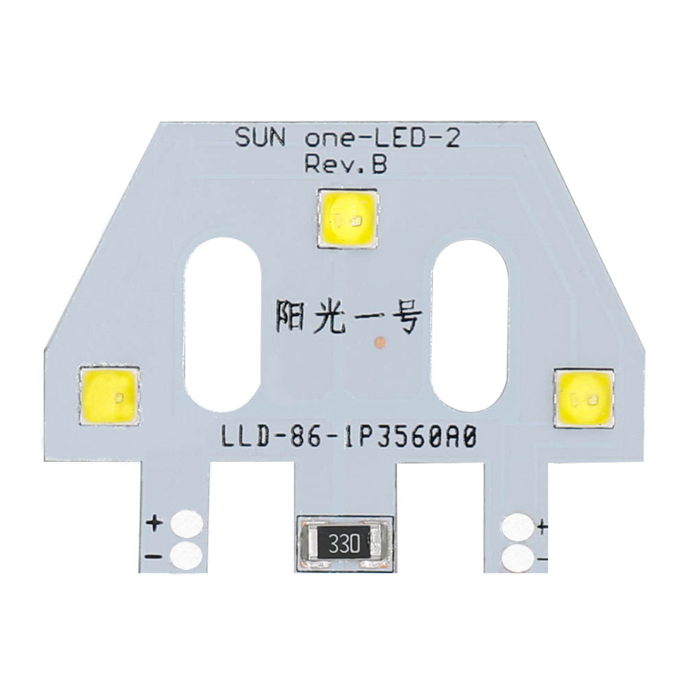 Nail Lamp Beads With Aluminum Plate <font><b>PCB</b></font> UV <font><b>LED</b></font> Light Diodes For Sun1 Nail Machine Repairing for DIY Nail dryer image