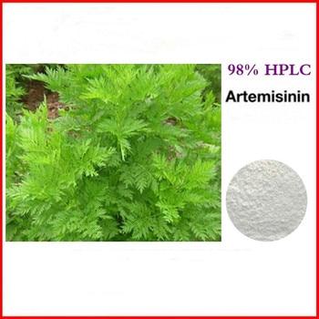 High Quality Artemisia Annua Extract Artemisinin Powder,Artemether 100g Antimalarial  antibacterial anti-parasitic
