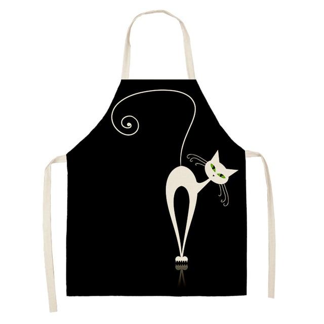Cat lady apron