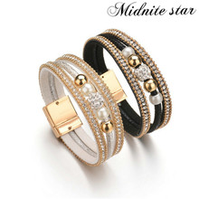 Fashion Multilayer Vintage Chic…