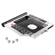 Nowy 2nd SSD HHD dysk twardy Caddy taca uchwyt dla Lenovo Ideapad 320 320C 520 330 330 14/15/17 Dropship