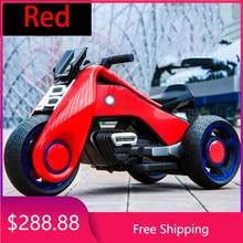 Triciclo eléctrico para niños y niñas, vehículo de dos ruedas, 2 a 9 años Productos en Stock, Cn (Origen) ilimitado