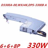 Новый блок питания для Dell 330W D330EA 00 WXJ4K DPS 330EB A