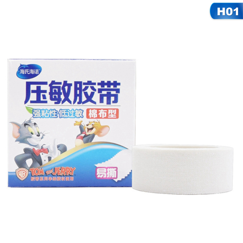 Medical Tape Breathable Tape Wound Injury Care Available Quality Brand Adhesive Plaster Tape Home Care