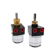 Paint gear pump. Measuring and conveying of corrosive solvents, inks and glues