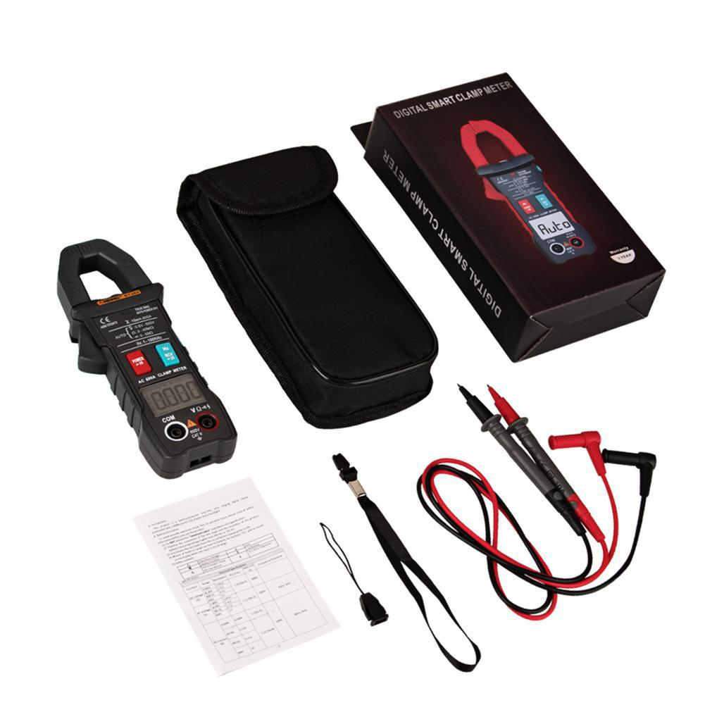 ANENG <font><b>ST203</b></font> 4000 Counts Intelligent Automatic Range Digital Multimeter AUTO(No Electricity) image
