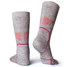Зимние термоноски мужские носки женские махровые спортивные носки для катания на лыжах альпинизма дезодорант тепловые зимние толстые махровые носки