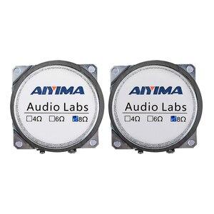 Image 5 - Aiyima 2 pçs Polegada áudio unidade de alto falante gama completa 52mm 8 ohm 10 w ângulo uplifting à prova ddiy água falante som driver diy casa teatro