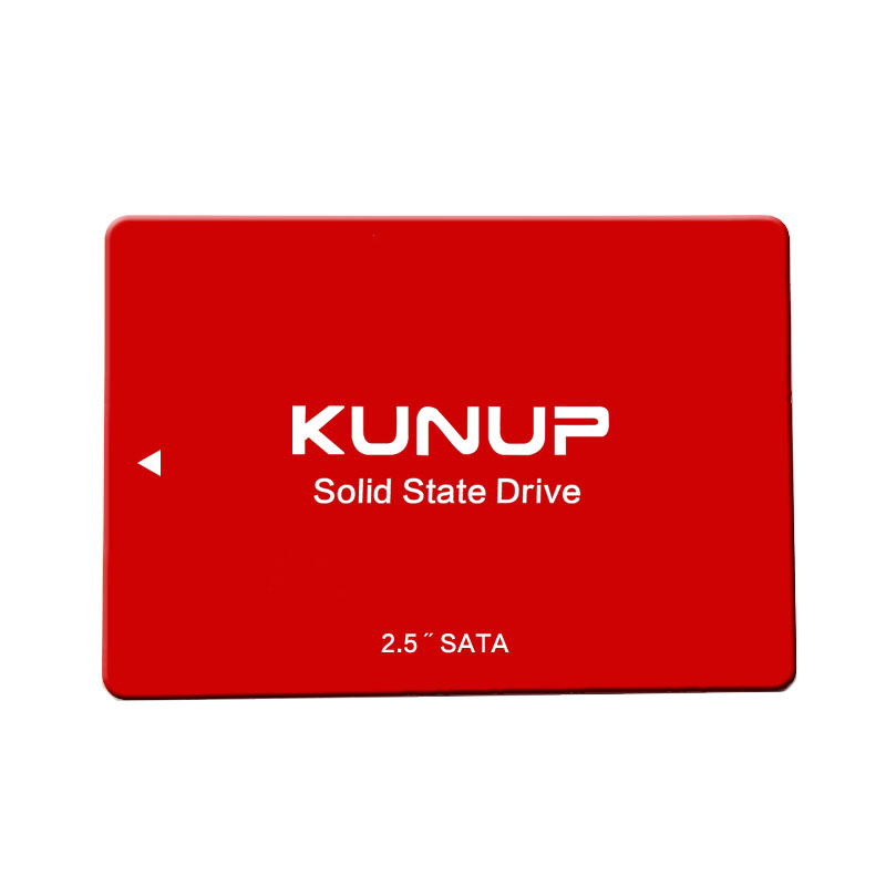 Kunup SSD HDD 2.5 SATA3 120GB SATA III 240GB 480GB China Red Ssd 960gb  Internal Solid State Drive For Desktop Laptop PC Red Ssd