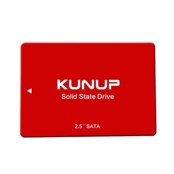 Kunup SSD HDD 2.5 SATA3 120GB SATA III 240GB 480GB China Red Ssd 960gb  Internal Solid State Drive For Desktop Laptop PC Red Ssd