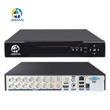 Jooan 16ch dvr vídeo de vigilância HD-OUT p2p nuvem gravador vídeo vigilância em casa cctv segurança digital com onvif