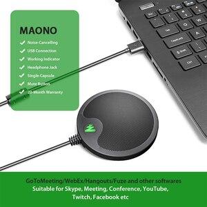 Image 3 - Конденсаторный микрофон MAONO BM10, USB микрофон для конденсатора, подключи и играй, для игр и Youtube