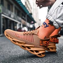 Мужские кроссовки Повседневная дышащая сетчатая обувь на шнуровке