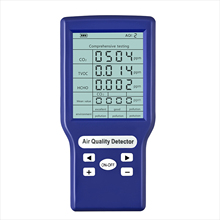 Multifunctional CO2 ppm Meters Mini Carbon Dioxide Detector Gas Detector Analyzer Portable Air Quality Tester Monitor Tool