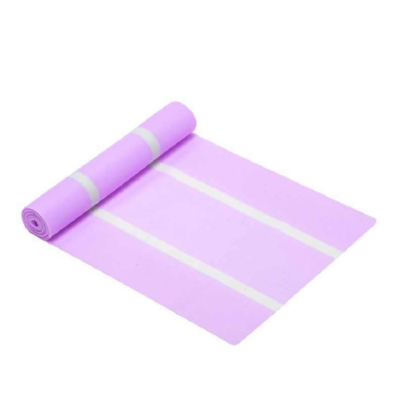 Nieuwe Upgrade 25 £ Yoga Stretch Band Smaakloos Rubber Fitness Weerstand Riem Unisex Indoor Sport Oefening Apparatuur