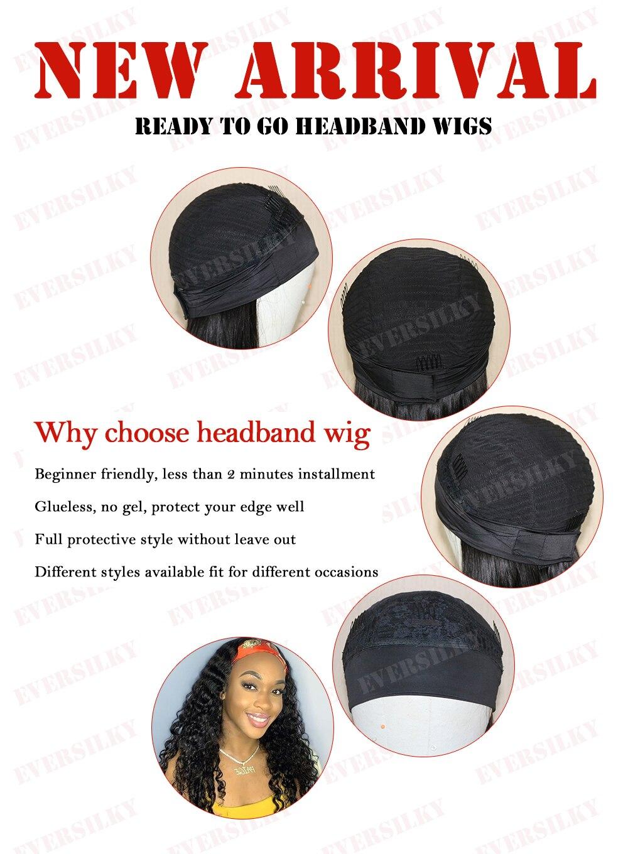 Para As Mulheres 360 Rendas Frontal peruca