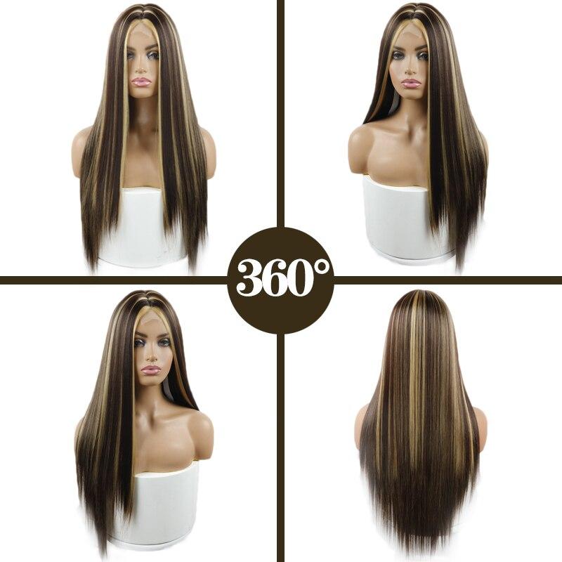 Купить черно красный парик linghang синтетические парики для женщин