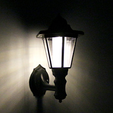 Strona główna ogród słoneczna lampka nocna zewnętrzna dioda LED zasilana energią słoneczną ścieżka krajobraz na ścianę góra płot ogrodowy lampa zewnętrzna światła uliczne tanie tanio Houkiper CN (pochodzenie) waterproof 1year Solar Hexagonal LED wall light Ip44 1 2 v Brak Żarówki led ART DECO HOLIDAY