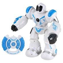 Toy Smart Robot Intelligent-Robot for Boy Car-Toy Model Deformed Multi-Function Remote-Control